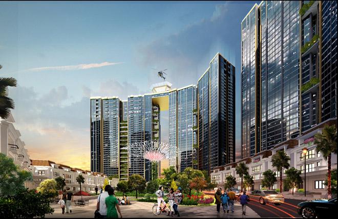 Sunshine City - Chốn an cư lý tưởng của người nước ngoài tại Hà Nội - 2