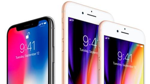 BẤT NGỜ: Màn hình iPhone X lại nhỏ hơn iPhone 8 Plus - 1