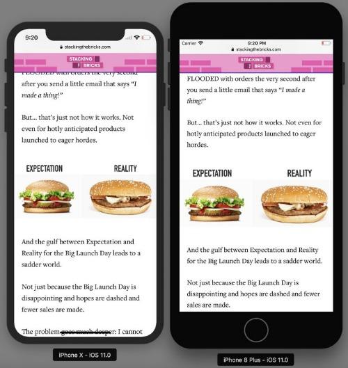 Giao diện của iPhone X có ưu, nhược điểm gì? - 4