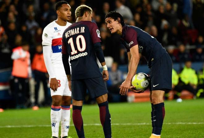 """Neymar 222 triệu euro đấu vương quyền: PSG sụp đổ vì """"sóng ngầm""""?"""
