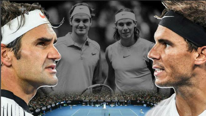 "Tennis 24/7: Nadal sẽ vượt Federer, làm ""Vua Grand Slam"" 1"