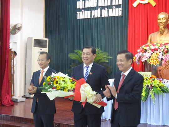Con đường thăng tiến của Bí thư, Chủ tịch TP Đà Nẵng - 1
