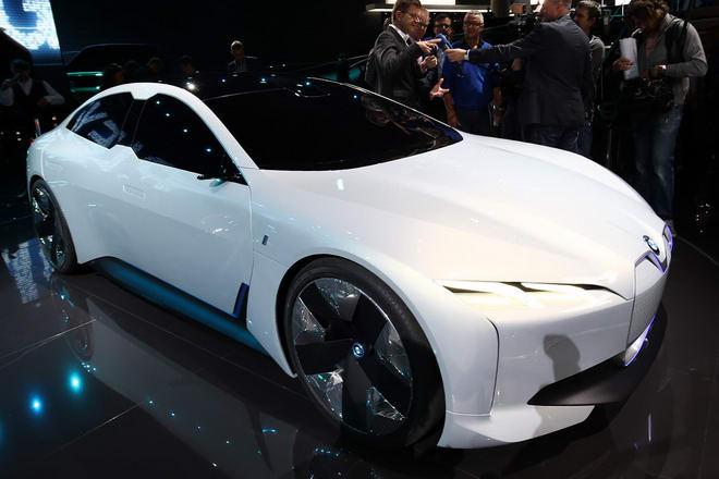 Chiêm ngưỡng BMW i Vision Dynamics tuyệt đẹp - 3