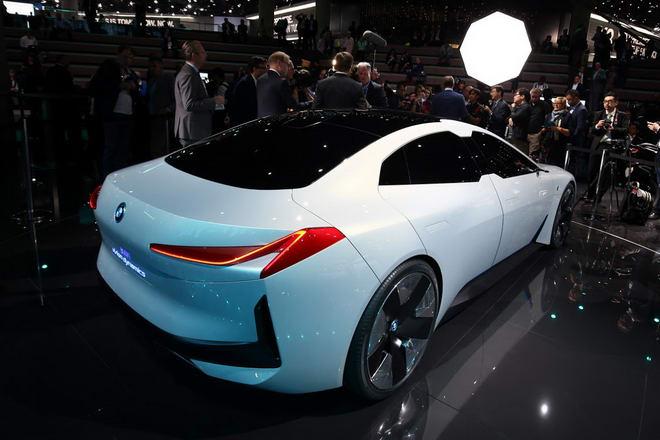 Chiêm ngưỡng BMW i Vision Dynamics tuyệt đẹp - 4