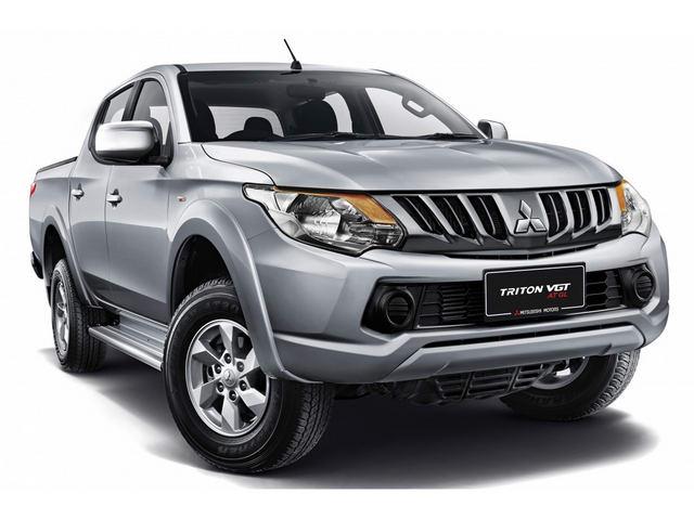 Mitsubishi Triton VGT AT GL giá chỉ 554 triệu đồng - 1