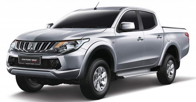 Mitsubishi Triton VGT AT GL giá chỉ 554 triệu đồng - 2