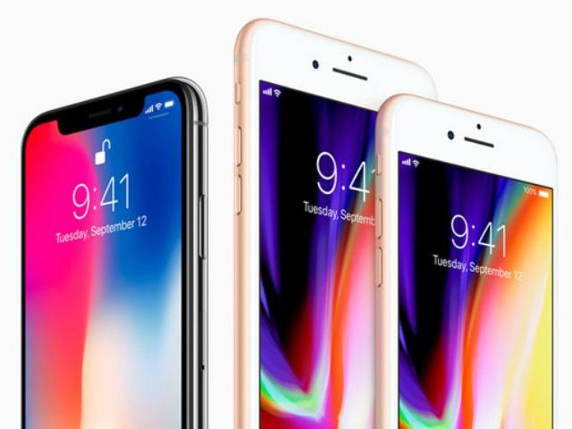 10 sự khác biệt giữa iPhone X và iPhone 8/ iPhone 8 Plus