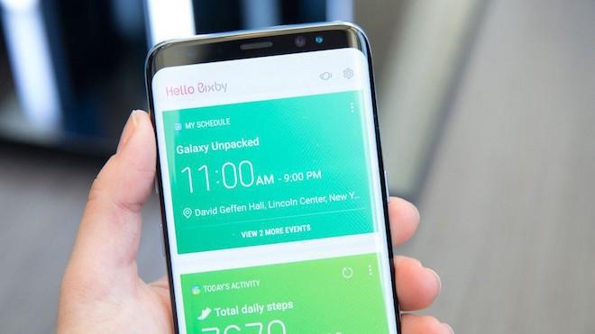 Đã có thể vô hiệu hóa nút Bixby trên Samsung Galaxy S8/S8+/Note 8 - 1