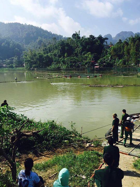 Nam thanh niên tử vong sau khi nhảy xuống sông cứu bạn gái - 1