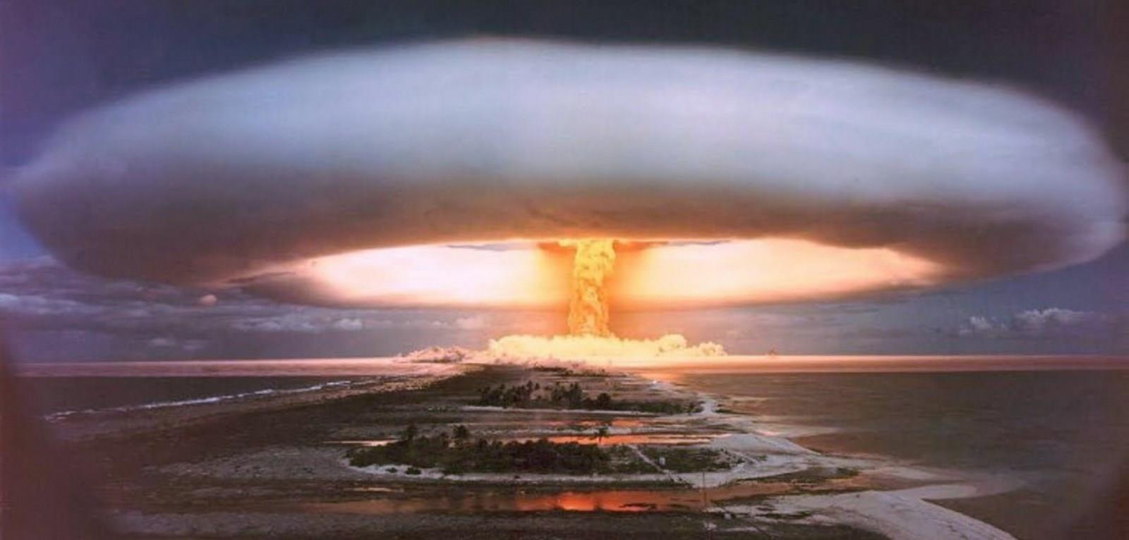 Hé lộ lần Liên Xô ném quả bom nhiệt hạch lớn nhất lịch sử - 2