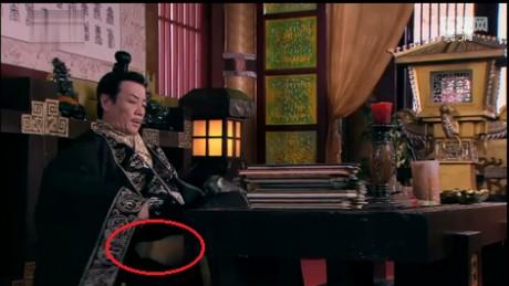 Phì cười với những hạt sạn trong phim cổ trang Trung Quốc - 4