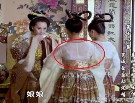 Phì cười với những hạt sạn trong phim cổ trang Trung Quốc - 10