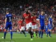 """Bóng đá - Mourinho tiếc ngôi đầu, Lukaku bị rủa là """"kẻ vô ơn"""", De Gea cán mốc lịch sử"""