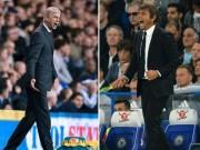 Hậu đại chiến Chelsea - Arsenal: Wenger đòi 3 điểm, Conte cay cú thẻ đỏ
