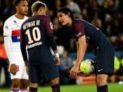 """Bóng đá - PSG: """"Song tấu"""" 300 triệu euro tranh nhau phạt đền và... sút hỏng"""