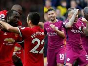 Bóng đá - Tiêu điểm V5 Ngoại hạng Anh: Thành Manchester thách thức nhà vua Chelsea
