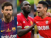 """Bóng đá - Hàng hớ MU sút 10 ăn 9: Messi, Lukaku cũng """"chào thua"""""""