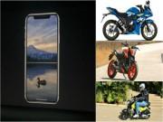 """Quên iPhone X đi, để tiền mua 5 môtô cực  """" chất """"  này"""