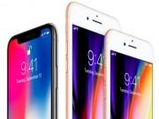 Dế sắp ra lò - BẤT NGỜ: Màn hình iPhone X lại nhỏ hơn iPhone 8 Plus