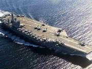Thế giới - Mỹ sắp đưa đội tàu sân bay hạt nhân áp sát Triều Tiên