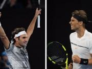 Bảng xếp hạng tennis 18/9: Federer - Nadal tranh số 1, kịch đến hồi hay