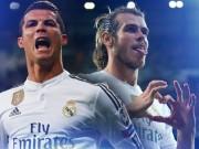 """Bale tỏa sáng: Đòn bẩy từ Ronaldo,  """" song kiếm """"  tuyệt hảo của Real"""