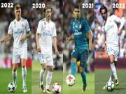 Ronaldo già, tam tấu tan rã: Zidane vẫn có bộ tứ nguyên tử cho Real