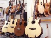 Báo Mỹ viết về  phố guitar  độc nhất vô nhị ở TP.HCM