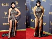 Cô béo xinh nhất Hollywood suýt hớ hênh vì váy xẻ bạo