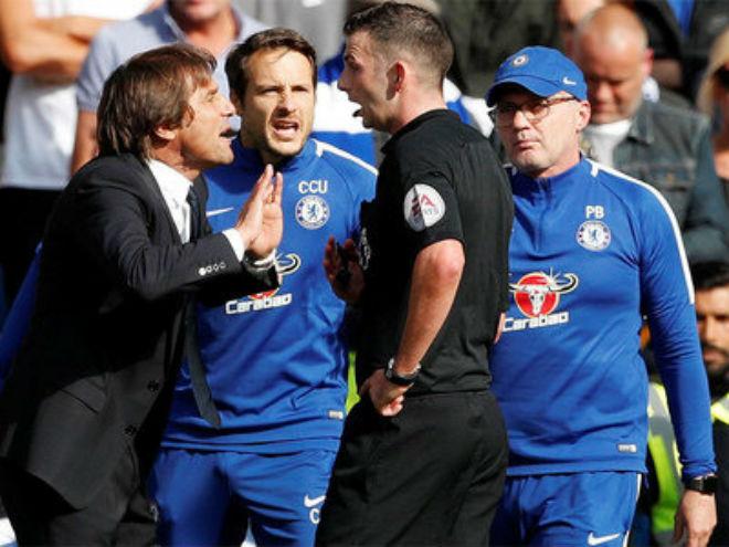 Thuyết âm mưu: Chelsea gặp họa liên tiếp vì Conte kiêu ngạo 2