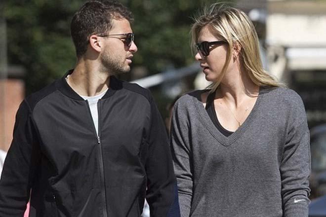 Mỹ nhân Sharapova hé mở quan hệ với bạn trai: Dimitrov chia tay bí ẩn 3