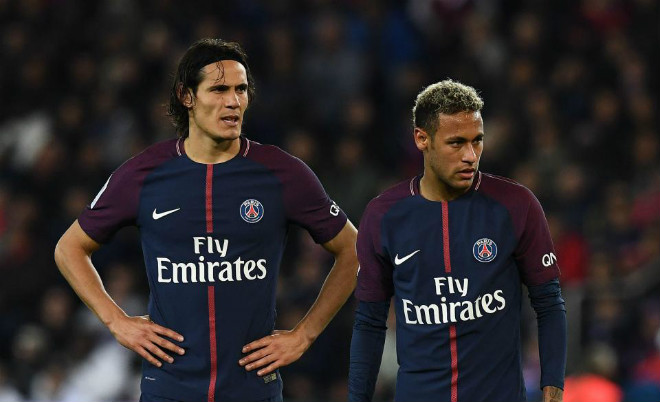 """Nhà giàu PSG: Nghi án Cavani """"bật"""" Neymar vì tiền, mơ đoạt vua phá lưới - 2"""
