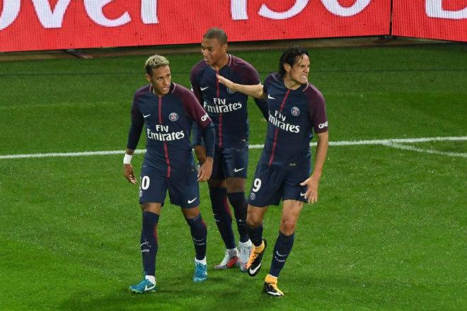 """Nhà giàu PSG: Nghi án Cavani """"bật"""" Neymar vì tiền, mơ đoạt vua phá lưới - 3"""
