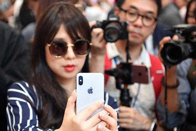 Cách thức chống hành vi trộm cắp trên iPhone X