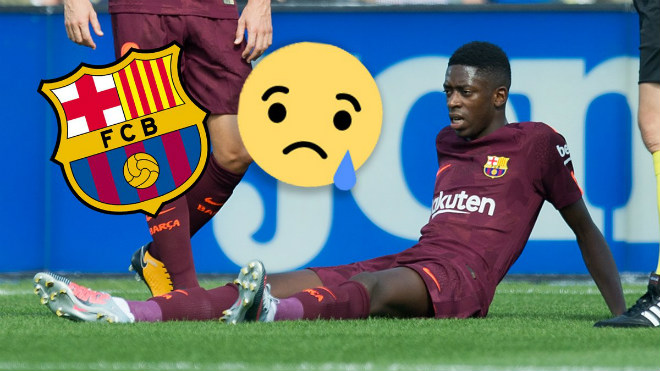 """Bom tấn"" 105 triệu euro ngồi xe lăn: Triệu fan Barcelona run rẩy 1"