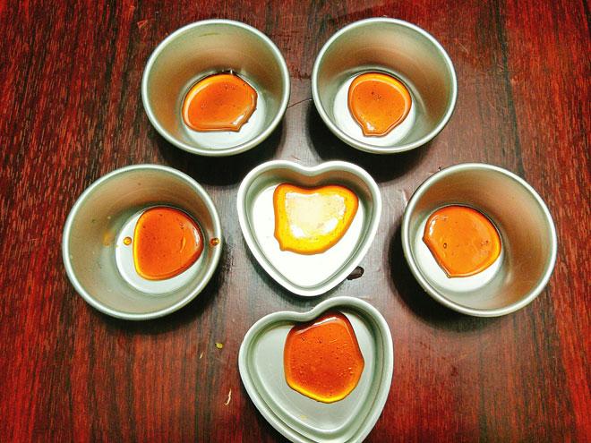 Tuyệt chiêu làm caramen thơm béo, mềm mịn không cần dùng trứng - 4
