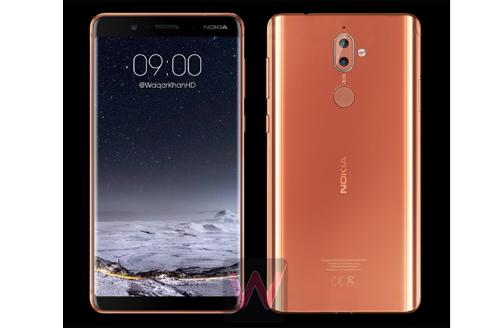 Nokia 9 lộ diện, màn hình tràn cạnh như Samsung Galaxy S8 - 3