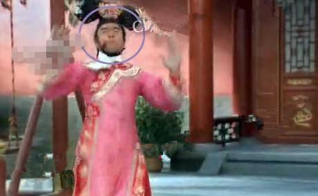 """""""Tân Hoàn Châu cách cách"""" quá nhiều lỗi phim ngớ ngẩn - 7"""