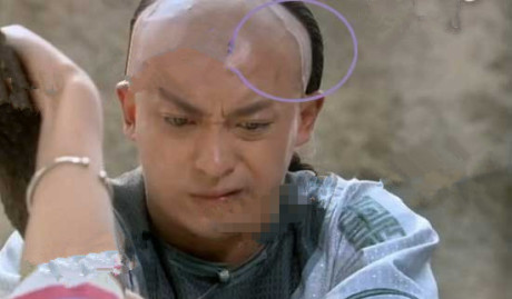 """""""Tân Hoàn Châu cách cách"""" quá nhiều lỗi phim ngớ ngẩn - 6"""