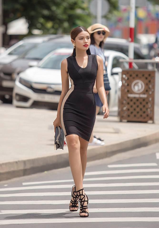 """Tiếc nuối """"mỹ nữ phồn thực Nha Trang"""" liên tục lỡ làng với hoa hậu - 7"""