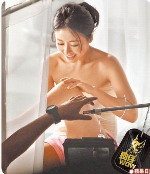 Ảnh bikini nóng bỏng hé lộ quá khứ của Lâm Tâm Như - 8
