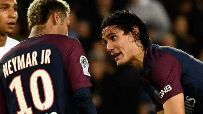 """Nhà giàu PSG: Nghi án Cavani """"bật"""" Neymar vì tiền, mơ đoạt vua phá lưới - 1"""