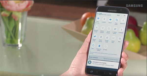 """Thực hiện """"ảo thuật"""" độc đáo bằng Smart View trên TV Samsung - 3"""