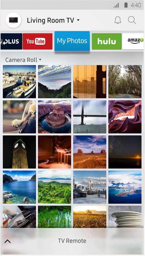 """Thực hiện """"ảo thuật"""" độc đáo bằng Smart View trên TV Samsung - 5"""