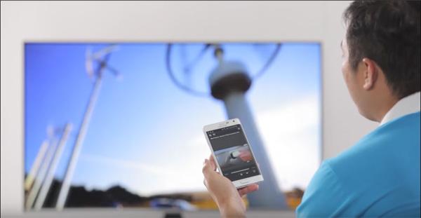 """Thực hiện """"ảo thuật"""" độc đáo bằng Smart View trên TV Samsung - 7"""