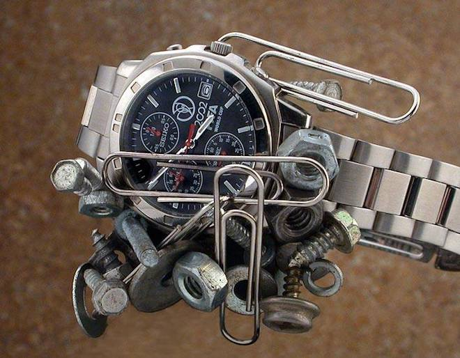 Cách bảo vệ đồng hồ của bạn tránh bị nhiễm từ - 1