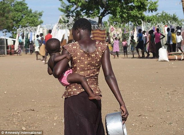 Bạo lực, cưỡng hiếp tràn lan ở Nam Sudan - 2