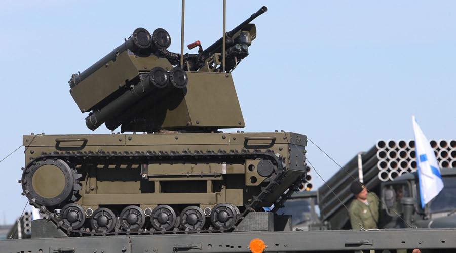 Nga ra mắt lực lượng chiến đấu mới, không phải con người - 2