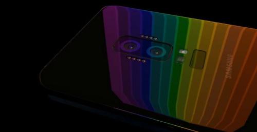 Nóng: Video Galaxy S9 đẹp ma mị - 3