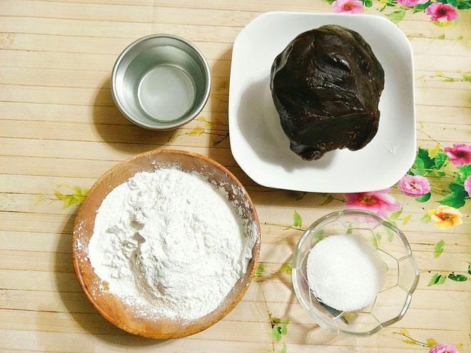 Công thức làm bánh mochi nhân đậu đỏ mềm dẻo, đơn giản tại nhà - 2